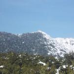 Spil Dağı Milli Parkı'na Yolculuk