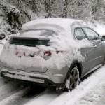 Karlı Havada Araç Kullanma